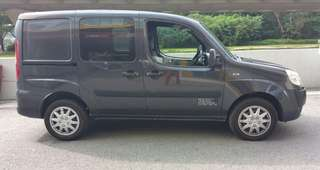 Fiat Doblo letting go