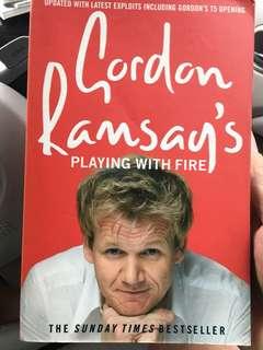 Gordon Ramsay's autobiography