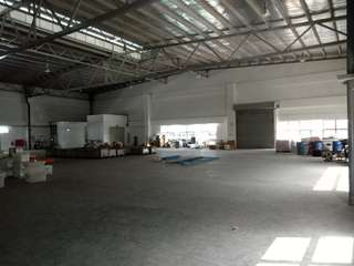 Factory/Warehouse for rent