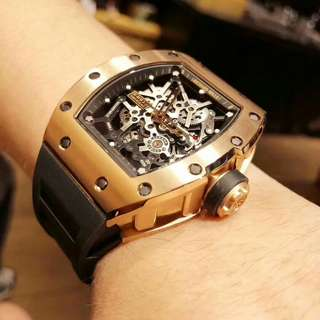 Richard Mille Auto Swiss Grade