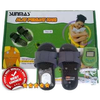 Sunmas Foot Massager alat akupuntur digital terapi