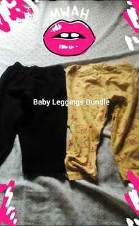 Baby Leggings Bundle