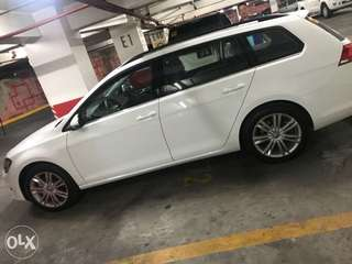 Volkswagen Golf GTS Highline Rims and tires
