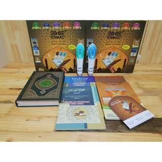 Al Quran Digital Pen Keluar Suara Terjemahan & Tilawah Alquran