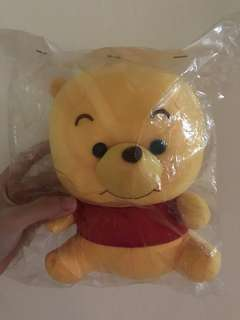 Pooh Bear Soft Toy