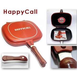 Panci Double Pan Import 32cm Happycall Happy Call Jumbo