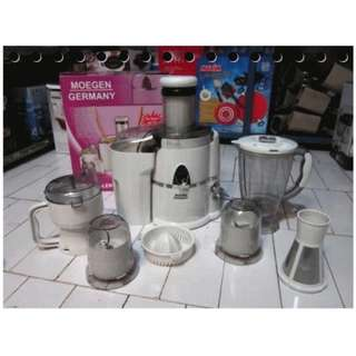 Blender Chopper Multifungsi Juicer 7 in 1 Like Vicenza