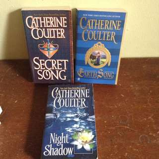 Catherine Coulter SALE BOOKS
