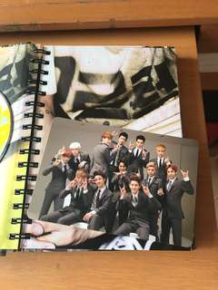 Growl exo (xoxo repackage) 連卡