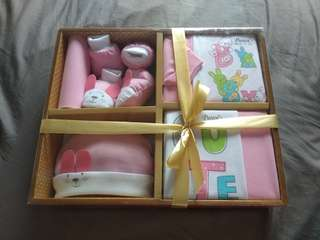 New baby clothing set for newborn