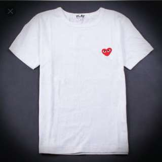 Replica CDG shirts