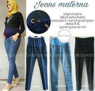 Celana jeans materna