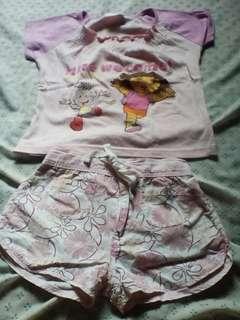 Dora & Short Bundle