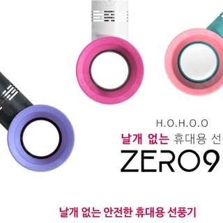 韓製Zero9寶寶專用無葉風扇