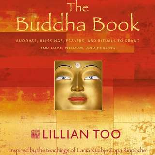 The Buddha Book - by Lillian Too (Hardcover copy)
