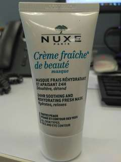 FAST SALE!!! Nuxe Rehydrating Fresh Mask