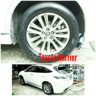 Tyre 235/60 R18 Membat on Toyota Harrier 🐕 Super Offer 🙋‍♂️