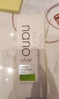Nano white intensive brightening serum