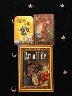 Tarot Reading Service. Love, Money, Work