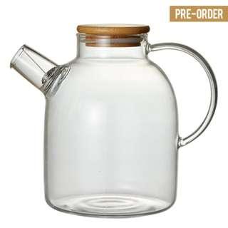 [PO] Japanese Style Large Glass Teapot