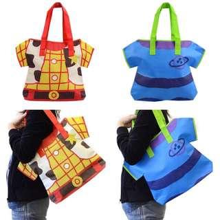 Toy Story 胡迪/三眼仔 T shirt Bag