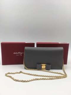 Salvatore Ferragamo Wallet On Chain