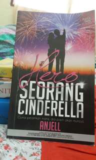 novel hero seorang cinderella