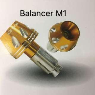 HandleBar End Balancer M1/M2/M3