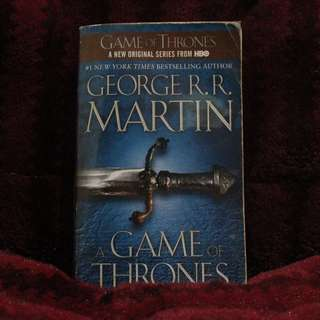 A Game of Thrones [George R.R. Martin]
