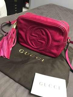 Gucci bag 手袋
