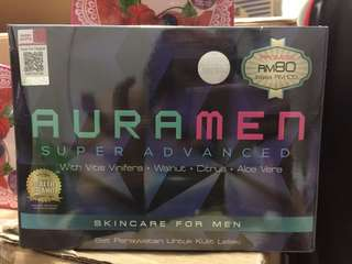Aura Men Super Advance Skincare (Clearance Stocks)