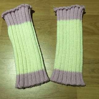 Kid/ children winter hand wrap/ hand sock
