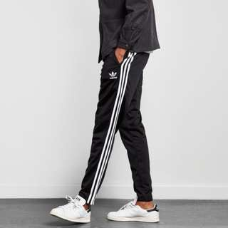 ADIDAS TAPERED TRACK PANTS