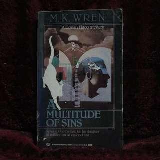 A Multitude of Sins [M.K. Wren]