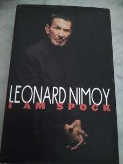 I Am Spock, by Leonard Nimoy