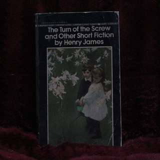 The Turn of the Screw and Other Short Fiction [Henry James]