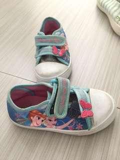 Disney frozen casual shoes