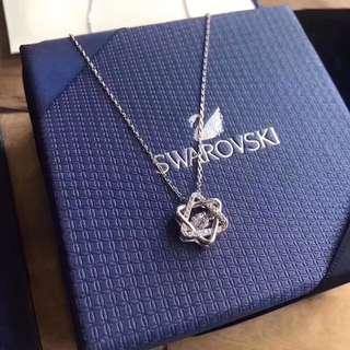 Swarovski star diamond Necklace