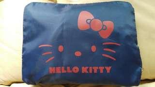 Hello kitty Hallmark 可摺大旅行袋