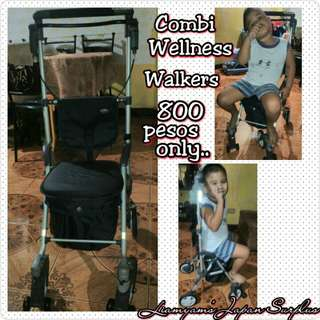 Combi Wellness Walkers