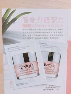 Clinique Moisture Surge 水嫩保濕啫喱