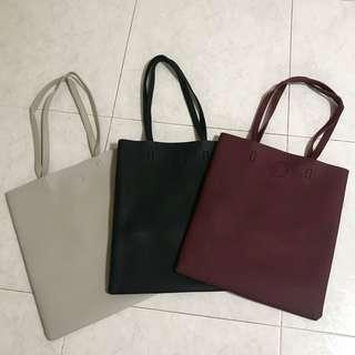 BNIB Top quality PU leather tote bag
