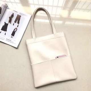 BNIB PU Leather Tote Bag