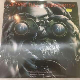 Jethro Tull – Storm Watch, Vinyl LP, Chrysalis – CDL 1238, 1979, UK