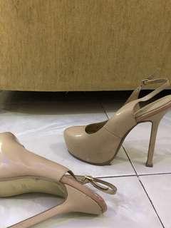 Platform heels YSL