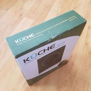 KUCHE electric stove NEW