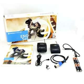 Sennheiser EW 112 G3 Wireless Lavalier System + Sony Case