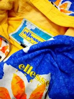 Jaket hangat ellese italy made in japan #jualmurah