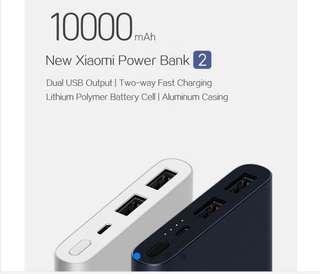 XiaoMi 1000mah 2 (2 USB Port)