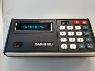 Casio Root 8